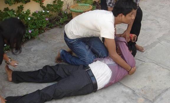 ragging incidents