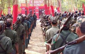 naxal violence in india