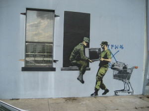 Banksy_Looters_New_Orleans