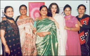 Rekha and her five sisters