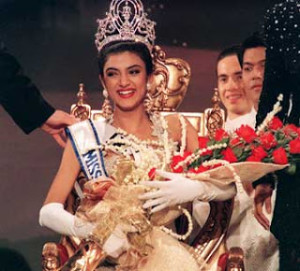 Winner By Sushmita Sen