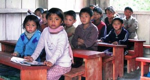 children from nagaland