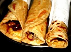 mughlai rolls