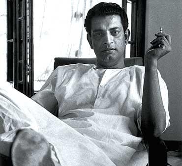 satyajit ray novels