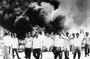 1992 riots A memoir