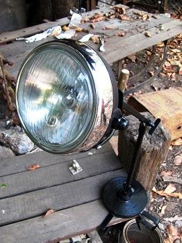 Arjun Rathi Enfield Lamp Product Design Desk Lamp