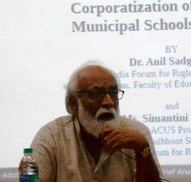 Dr Sadgopal