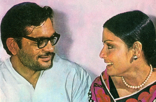 rakhee and gulzar