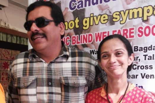 Bhavesh and Neeta Bhatia