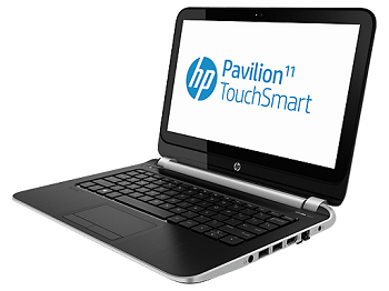 HP TouchSmart 11