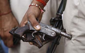 Muzaffarnagar picks up guns