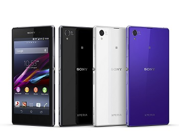 Sony Xperia Z1_ Group