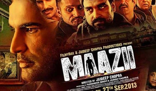 maazii the film