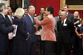 Navin Kundra with Royals 1