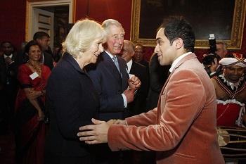 Navin Kundra with Royals 3