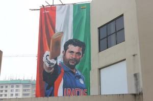 Sachin mural