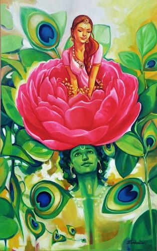 'Krishnamay Radha' by Harshada Tondwalkar