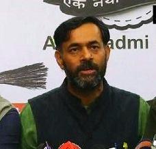 Yogendra Yadav