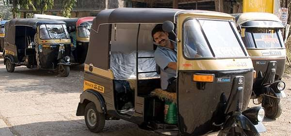 Getting an auto in Andheri