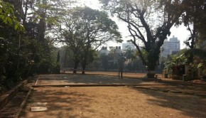 Colaba backgarden