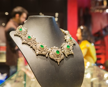 No two pieces or sets of jewellery are alike at this store.