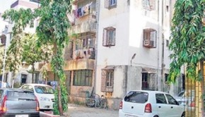 Housing society in Mumbai