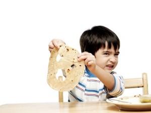 children refuse to eat