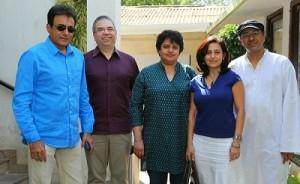 Kashish jury members