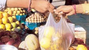 Ban on plastic bags