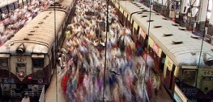 Overpopulation in Mumbai