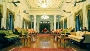 Ball Room of Banquet Hall of Raj Bhavan, Mumbai (1)