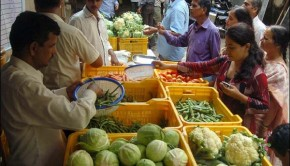 Vegetable prices skyrocket