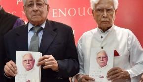 Natwar Singh book launch