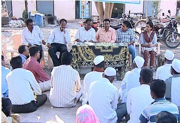 Dispute free villages in Maharashtra