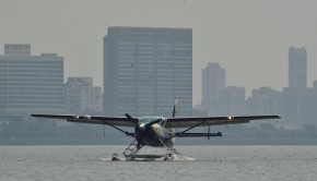 Girgaum Chowpatty seaplane services
