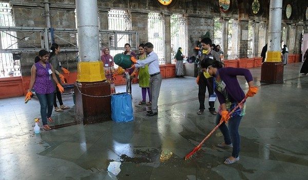 Cleaning up CST