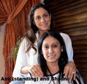 Ami and Shalini