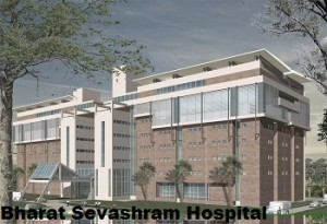 Bharat Sevashram Hospital, Joka