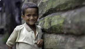 Lost children of India