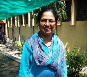 Dr Maya Sahapurkar Patil