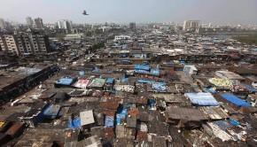 Slums in Mumbai