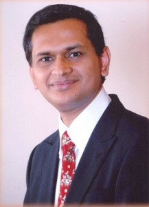 Dr Anand Shroff
