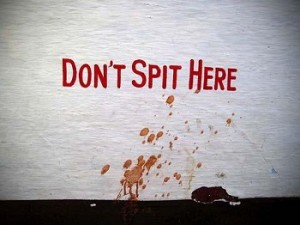 Paan graffiti