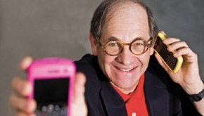 Ralph Simon, father of the mobile phone ring tone