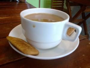 Masala Tea, Tea & Tea