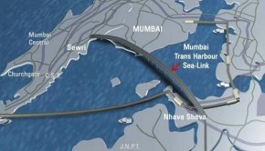 Mumbai's proposed coastal road