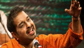 Shankar Mahadevan performs in Bandish
