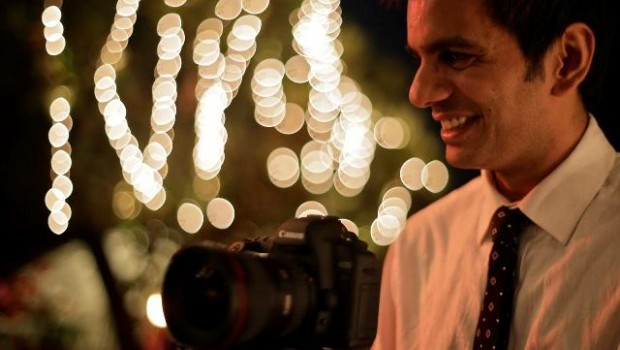 Vishal Punjabi of The Wedding Filmer