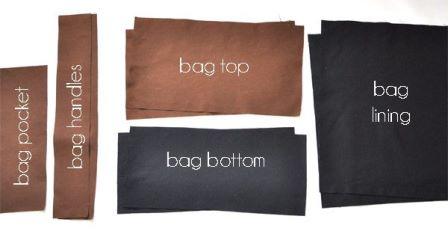 Bag components
