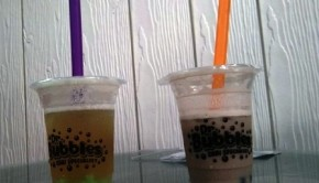 Bubble tea in Bandra